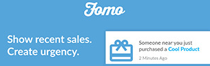 fomo shopify apps for displaying recent sales