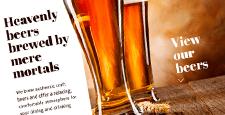 best beer wine joomla templates feature