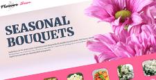 best joomla templates florists flower shops feature