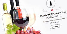 best wine wordpress themes feature