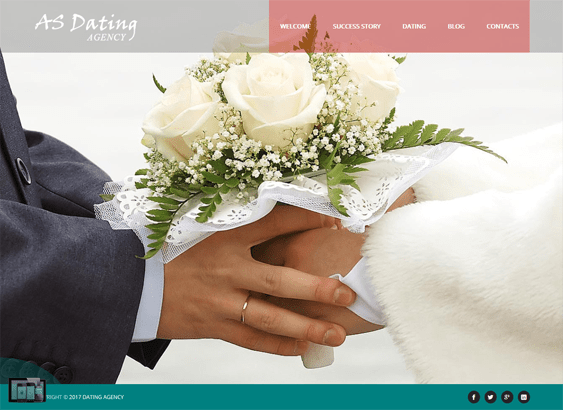 as joomla templates dating websites