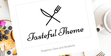 best food recipe wordpress themes feature