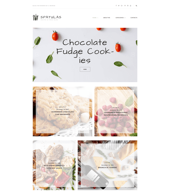 spatulas-recipe--food-blog-wordpress-theme_63601-original