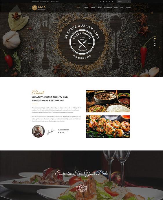 1551885-restaurant wordpress theme