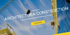 best wordpress themes construction companies contractors feature