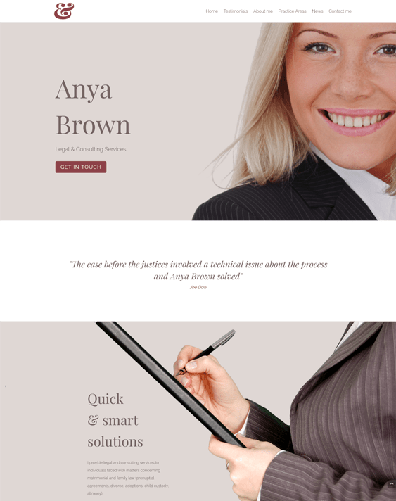 law lawyers attorneys law firms wordpress themes