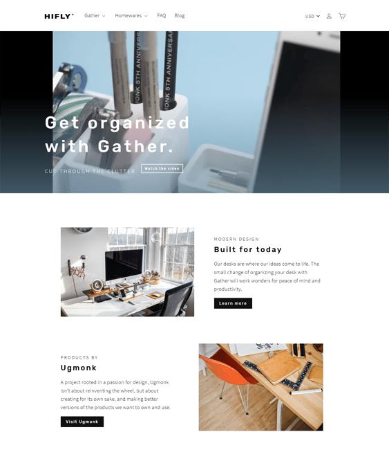 motion shopify themes interior design home decor stores