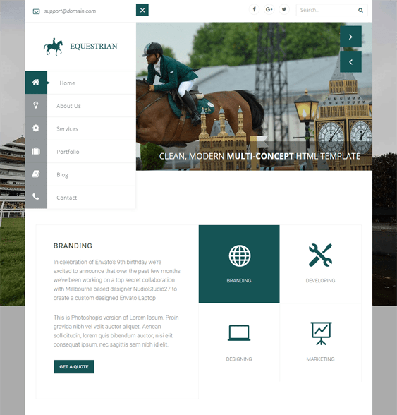 wisey sports wordpress themes