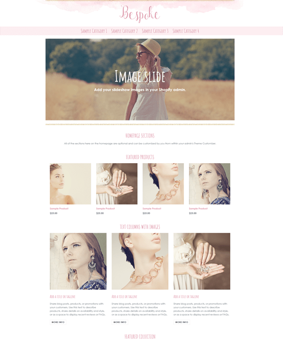 boho jewelry store shopify themes