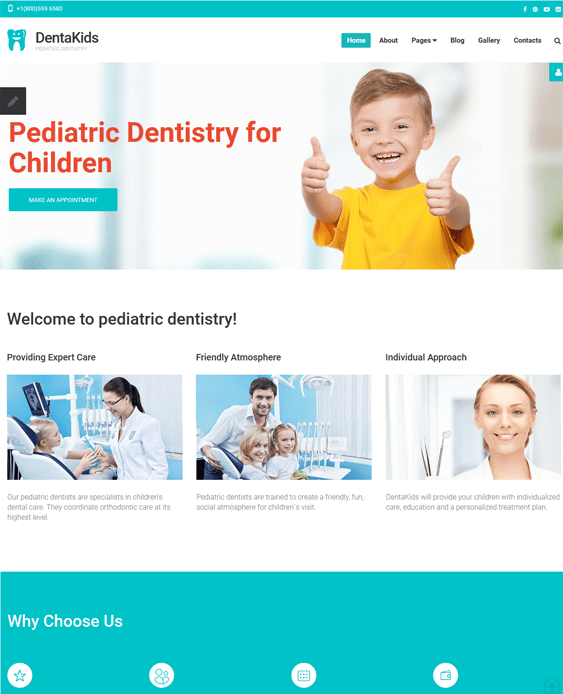 dentistry dental clinic dentist joomla templates