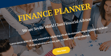 best finance joomla templates feature