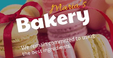 bakery bootstrap website templates feature