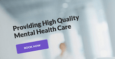 best bootstrap website templates mental health therapists counselors psychologists feature