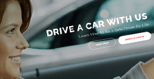 best bootstrap website templates traffic schools driving instructors feature