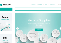 best medical magento themes feature
