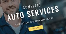 best wordpress themes car repair auto mechanics body shops feature