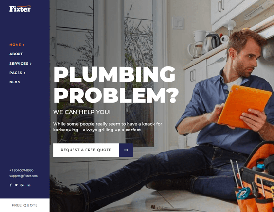 joomla templates building contractors construction companies