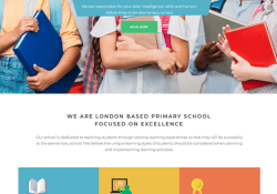 best education wordpress themes daycare elementary school kindergarten websites feature