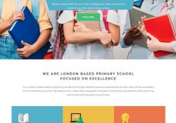 best education wordpress themes daycare elementary school kindergarten websites feature