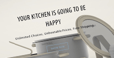 best kitchenware shopify themes feature