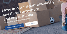 best transportation wordpress themes feature