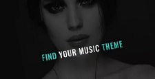 best music wordpress themes feature