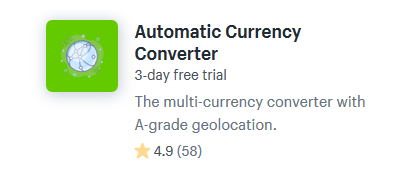shopify currency converter apps plugins