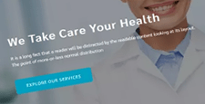 best medical wordpress themes doctors dentists clinics surgeons feature