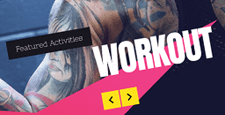 best wordpress themes gym fitness websites feature