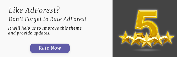 ads classified theme