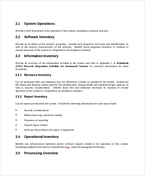 operator manual template 10 free user manual template samples in word pdf format