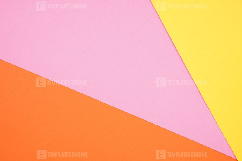 Multicolor background from cardboard of different colors