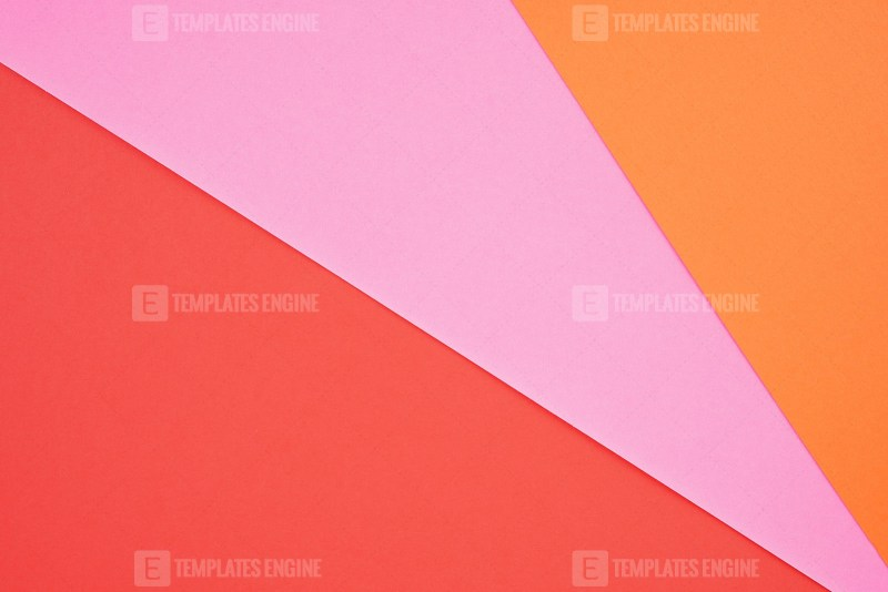 Light colored paper flat lay top view