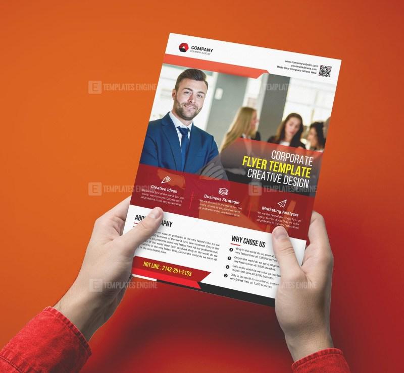 Premium Print Flyer Templates