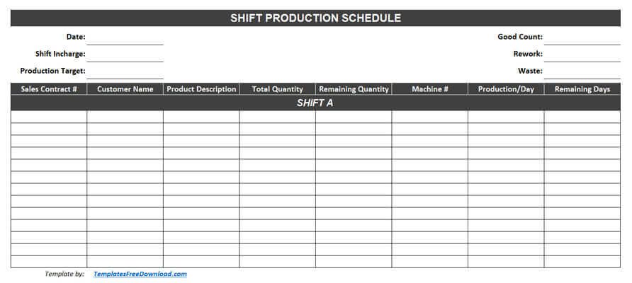 Get this premium event production schedule template to generate a document that will help you organize, regulate, and schedule an upcoming organized event's operations. Best Free Production Schedule Template Excel Scheduling