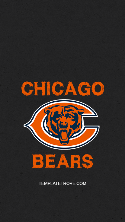 Minnesota Vikings Iphone Wallpaper 2019 2020 Chicago Bears Lock Screen Schedule For Iphone 6