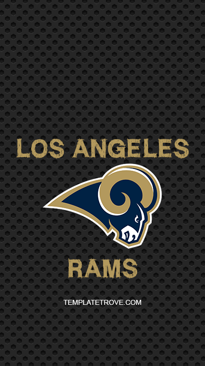 Black And White Wallpaper Iphone 6 Plus 2018 2019 Los Angeles Rams Lock Screen Schedule For Iphone