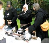 Hospitaller Re-enactors