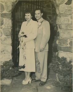 Irving and Elsie Fetterman June 18, 1950