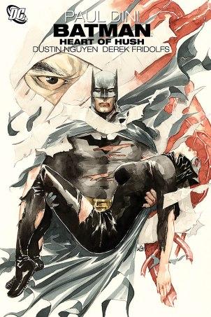Batman The Heart of Hush