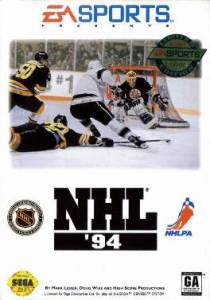 NHL_'94_Cover