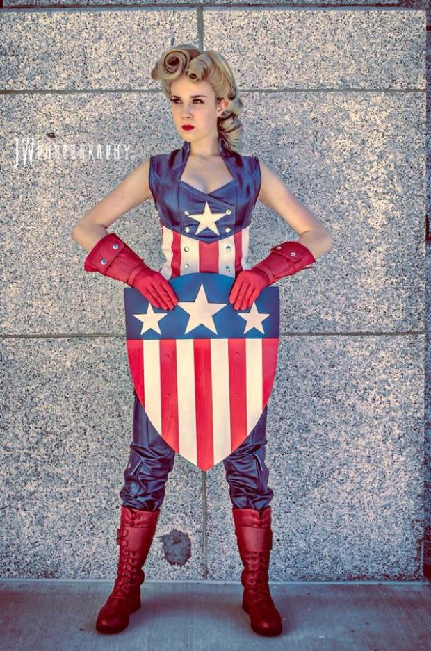 Miss America, Femme Captain