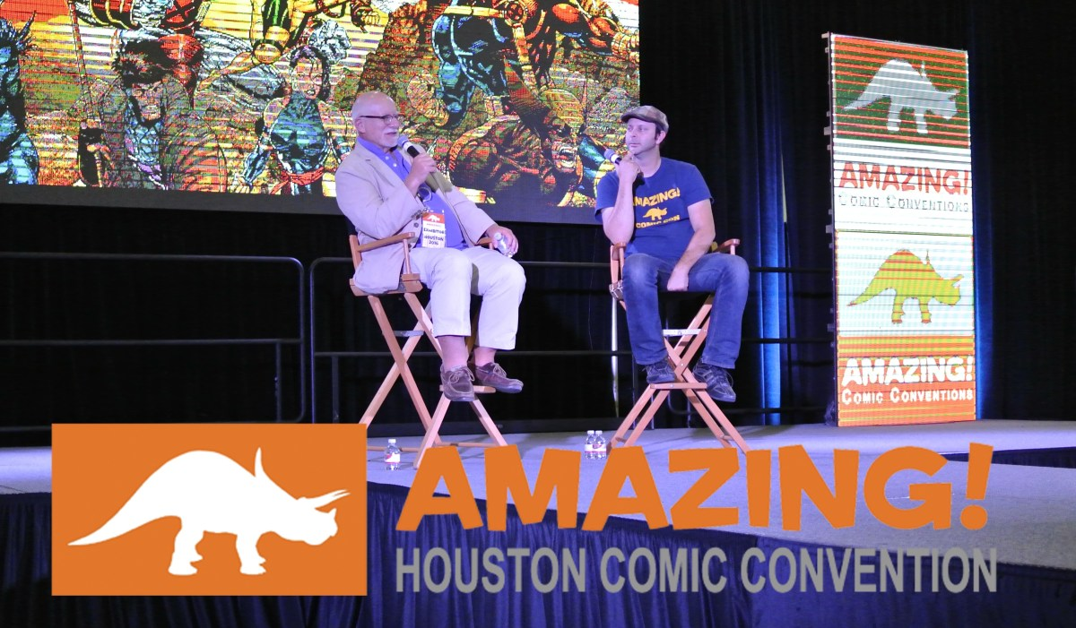 Slade vs. Amazing Houston: A Con That Is Every Bit Of Amazing