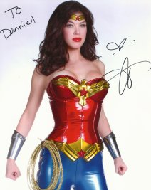 Adrianne Palicki Autograph