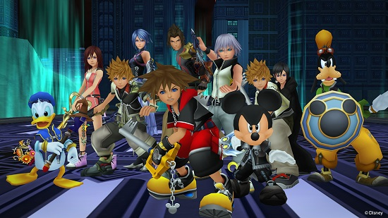 Kingdom Hearts 2.8