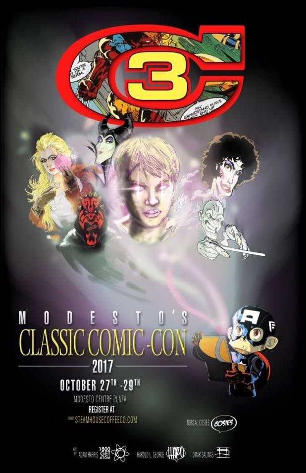 Classic Comic Con 2017