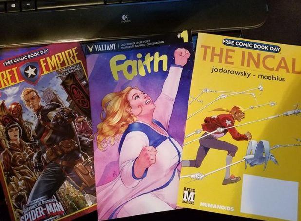 America's Heroes Comics & Games
