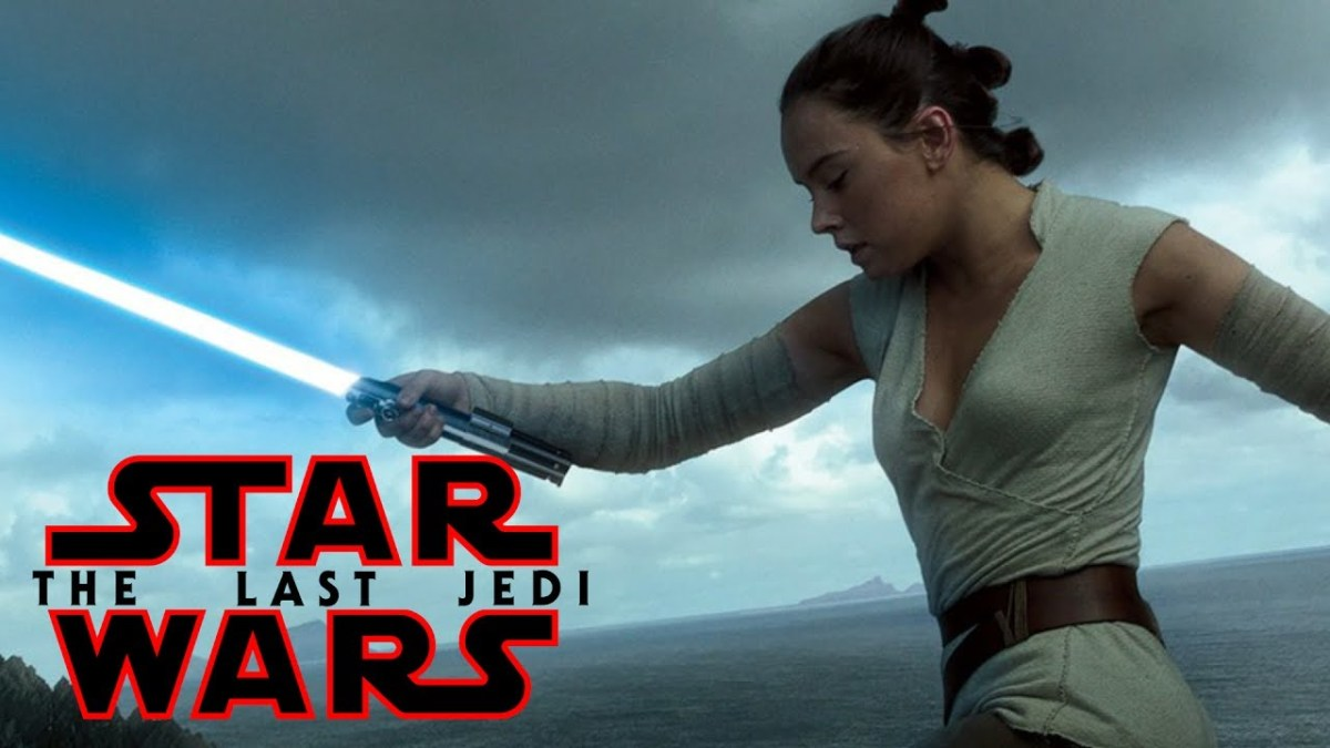The Last Jedi: Reel Sizzling