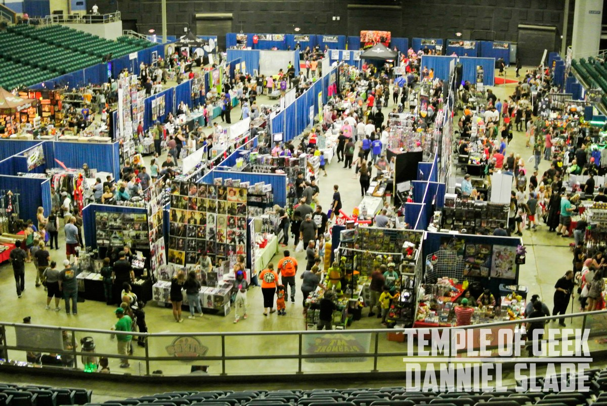Turtle Power Comes to Belton Texas - The Bell County Comic Con 2017