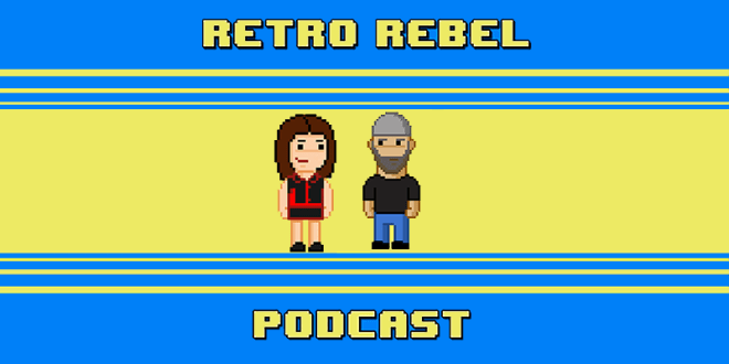 Retro Rebel Podcast – Episode 31: The Best and Worst Gaming Sidekicks